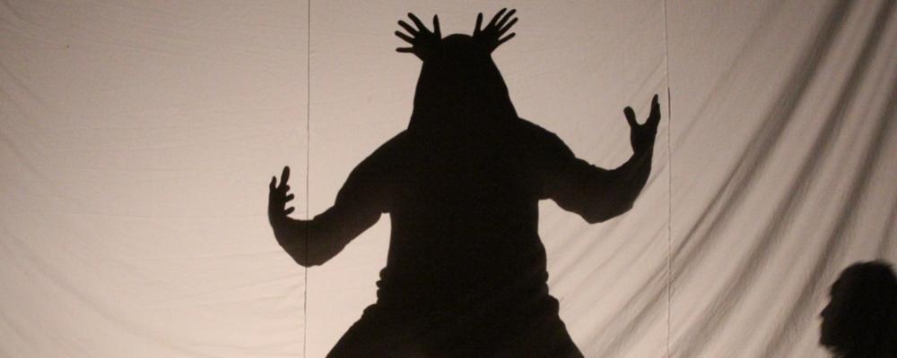 Curso - Vivência no Teatro de Sombras <br> inscrições abertas