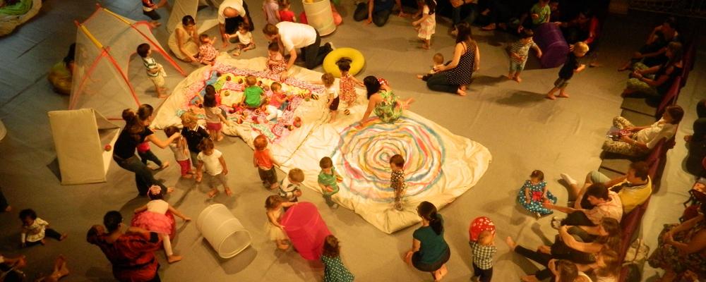 Cuco - A Linguagem dos Bebês no Teatro